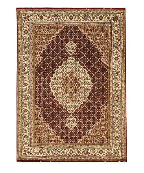 "Mahi Indo-Tabriz - 4'9"" x 6'8"""
