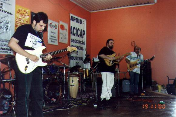 Jam com Ciro Visconti e Joe Moghrabi