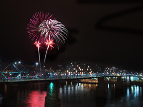 Where to watch fireworks in Chattanooga