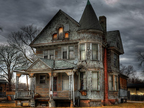 Trick or Treat Yourself to a Haunted Home