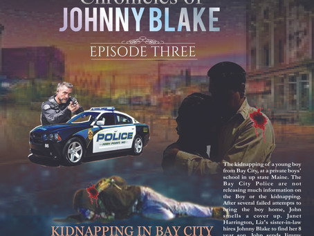 Chronicles of Johnny Blake    Book Series
