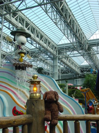 Mall of America - Minneapolis, MN - Oct. 2001