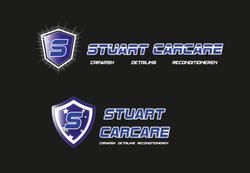 Stuart Carcare - logo design