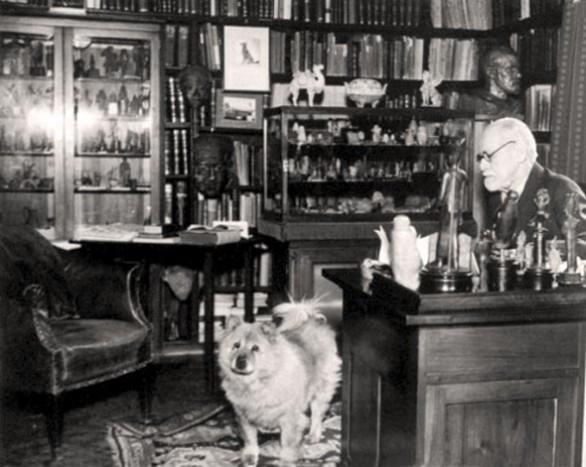 Sigmund Freud & the Art of Dog Training, Part I.