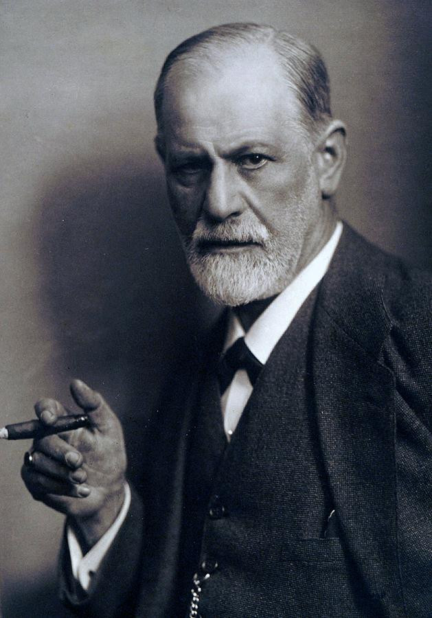 """Sigmund Freud and the Art of Dog Training, Part II."""
