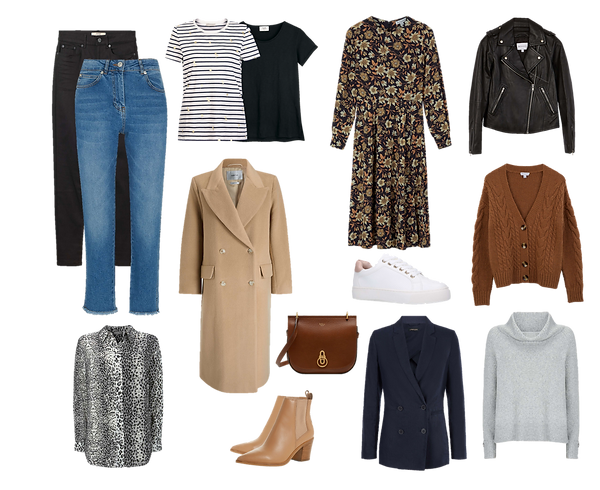 Capsule Wardrobe Workshop