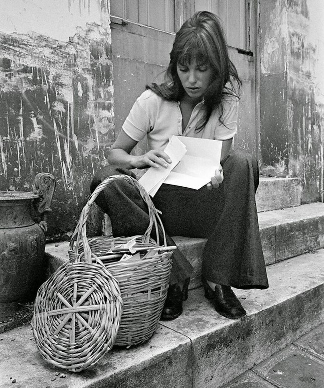 Jane Birkin French Chic Grazia Keren Beaumont Personal Stylist London