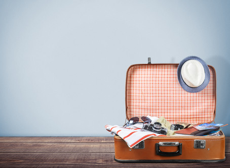 Your Summer Wardrobe: Packed