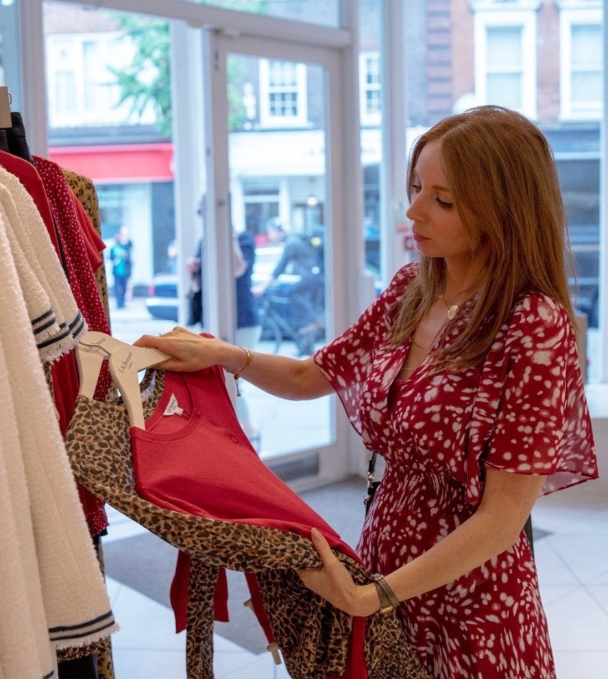 Keren Beaumont Personal Stylist London Dress Yourself Confident