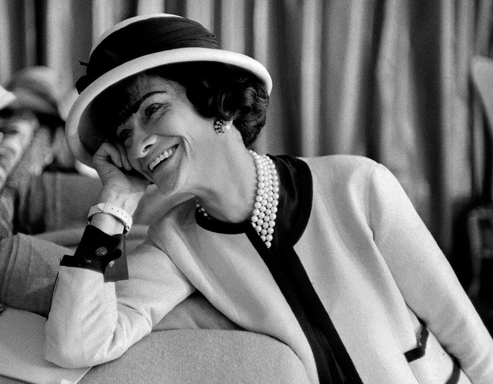 Coco Chanel French Chic Parisian Personal Stylist London Keren Beaumont