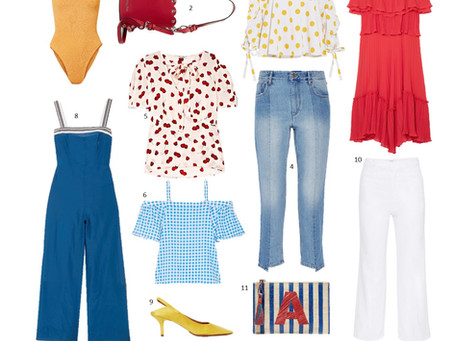 The Luxe Edit: Summer in the City