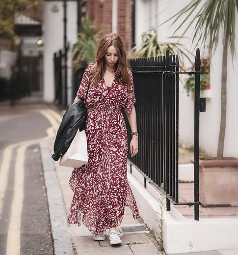 Keren Beaumont Personal Stylist Image Consultant London Personal Shopping