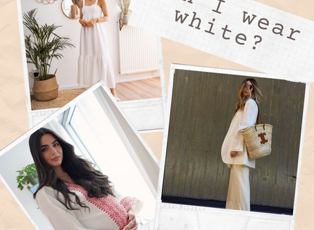 The art of 'Wearing White'