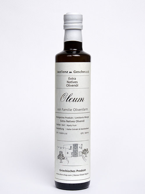 Extra Virgin Olive Oil | Limited Quantity - 500ml