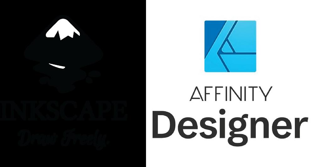 inkscape affinity designer logo