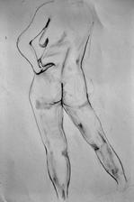 Nude 6 Charcoal