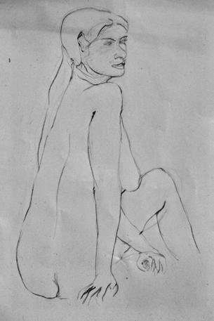 Nude 9 Pencil