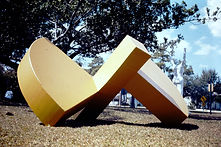 Yellow Can Steel U of M Art Show.JPG