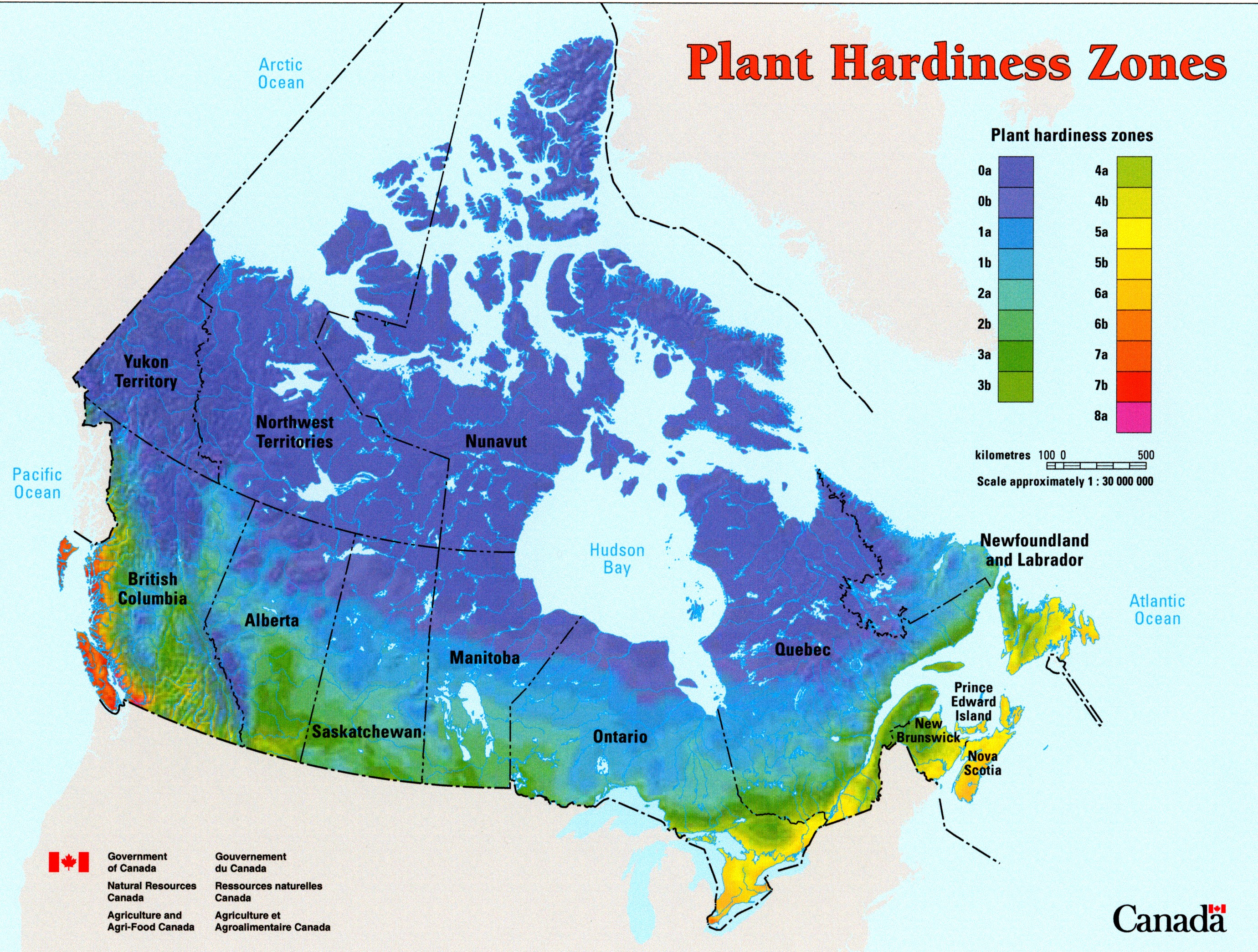 Calgary On Map Of Canada.Calgary Horticulture Planting Zones Landscaping Calgary