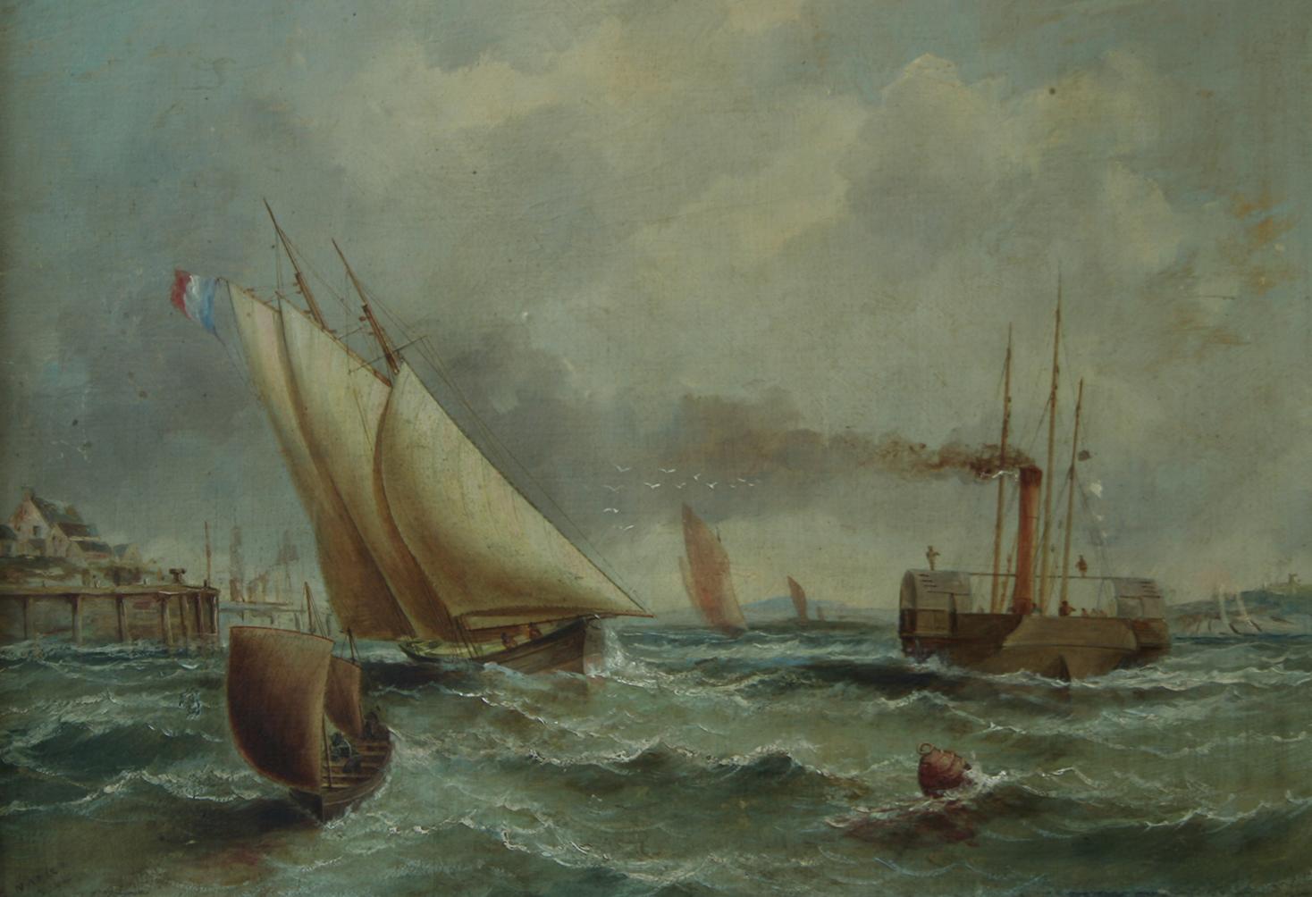 Charles Napier Hemy R.A.