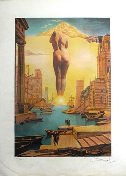 Salvador Dali 1904 - 1989
