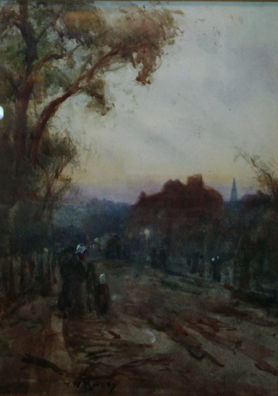 Thomas william Morley