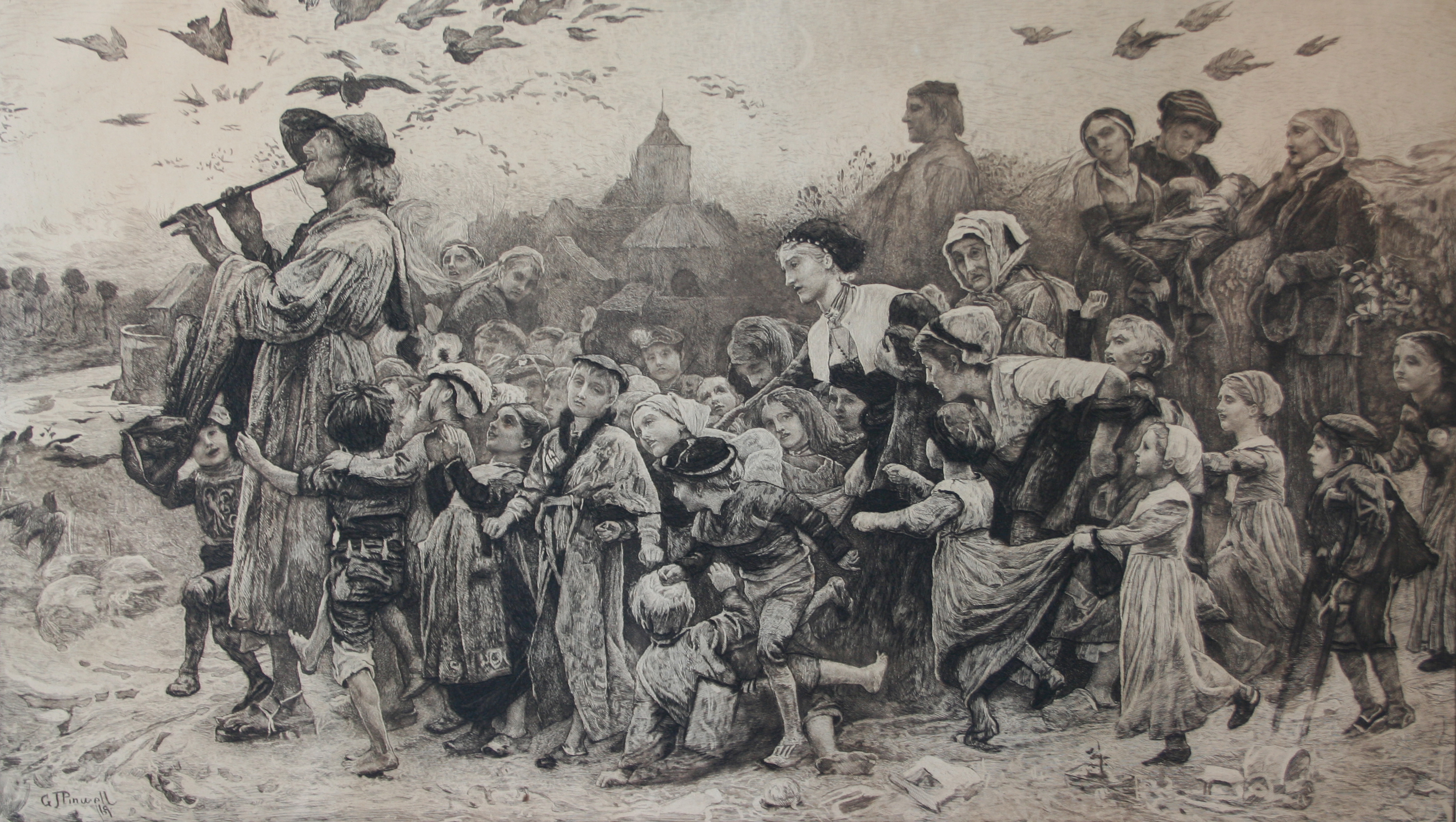 'The Beguiling of the Children'