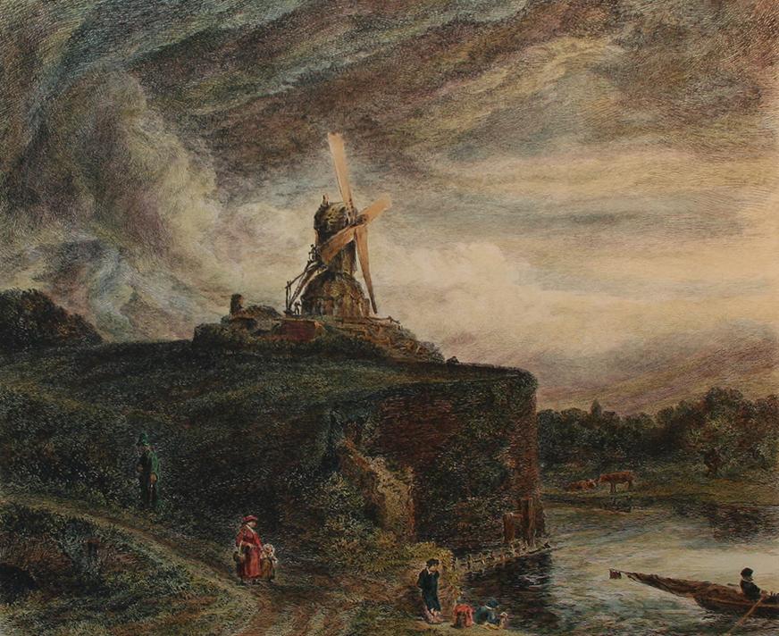 After Rembrandt Harmenszoon Van Rijn