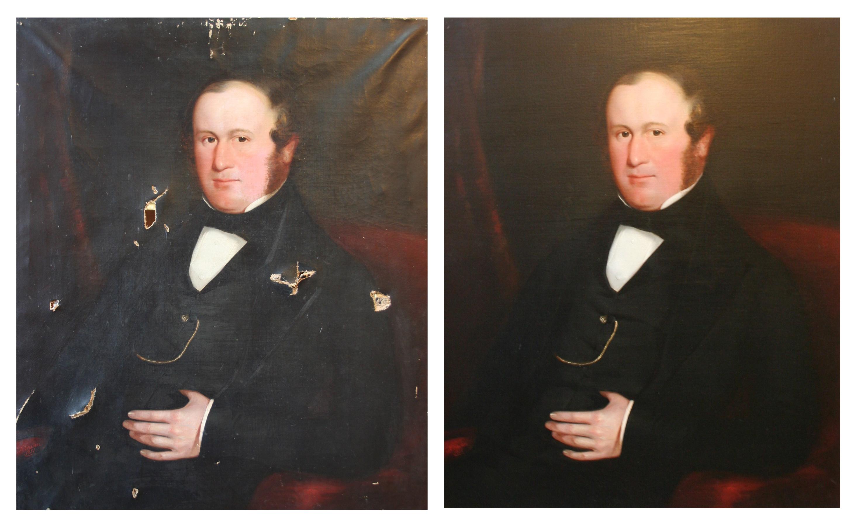 Portrait Restoration