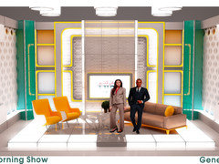 Morning Show Set Design