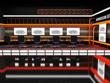 Multicorner Newsroom Design