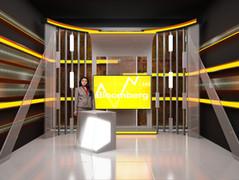 Small TV Studio