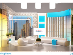 Morning Show Stage Design