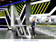 Multi Corner Newsroom Design