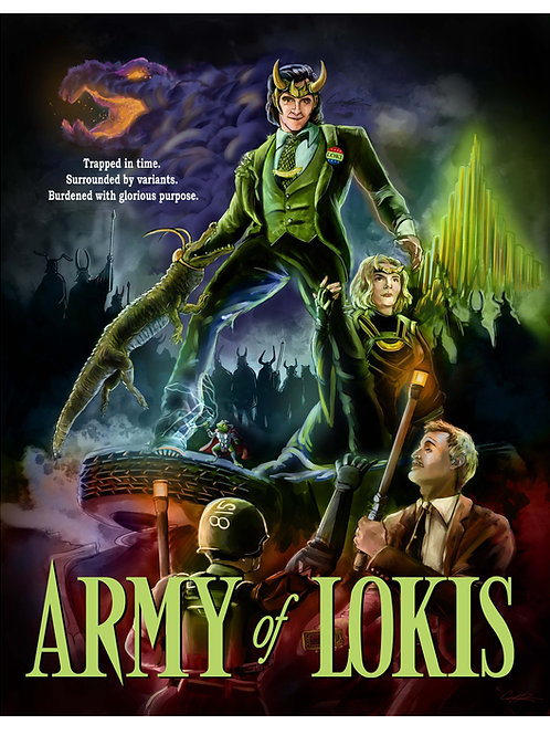 Army of Lokis