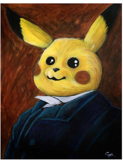 Proper Pikachu
