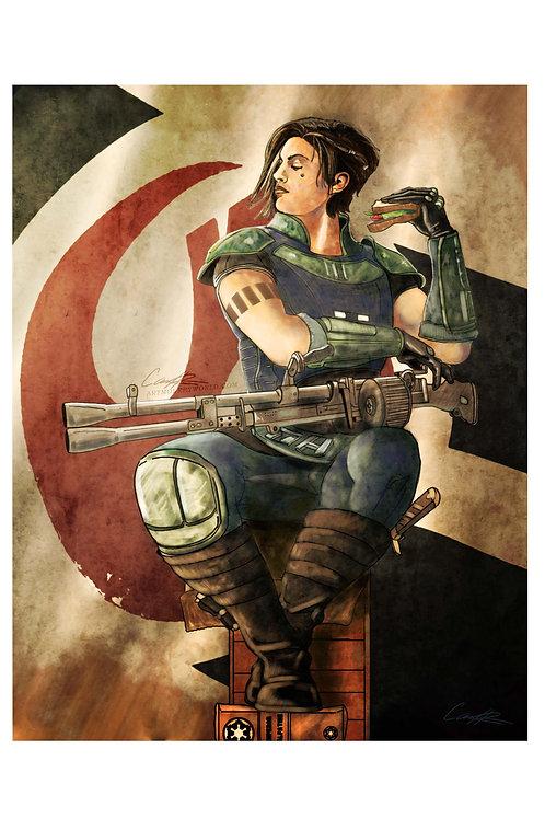 Cara The Rebel