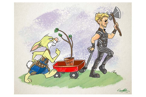 Come Rabbit