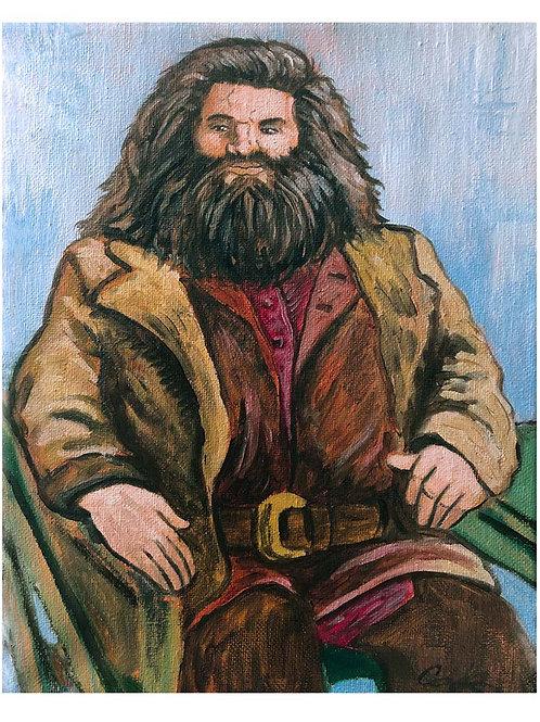 Hagrid Van Gogh