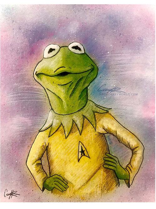 Kermit Tiberius Frog