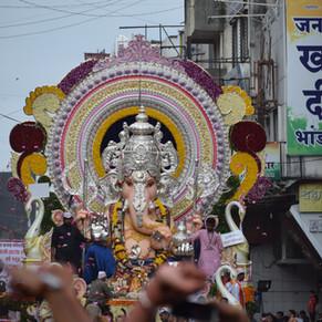 Another Manacha Ganpati.
