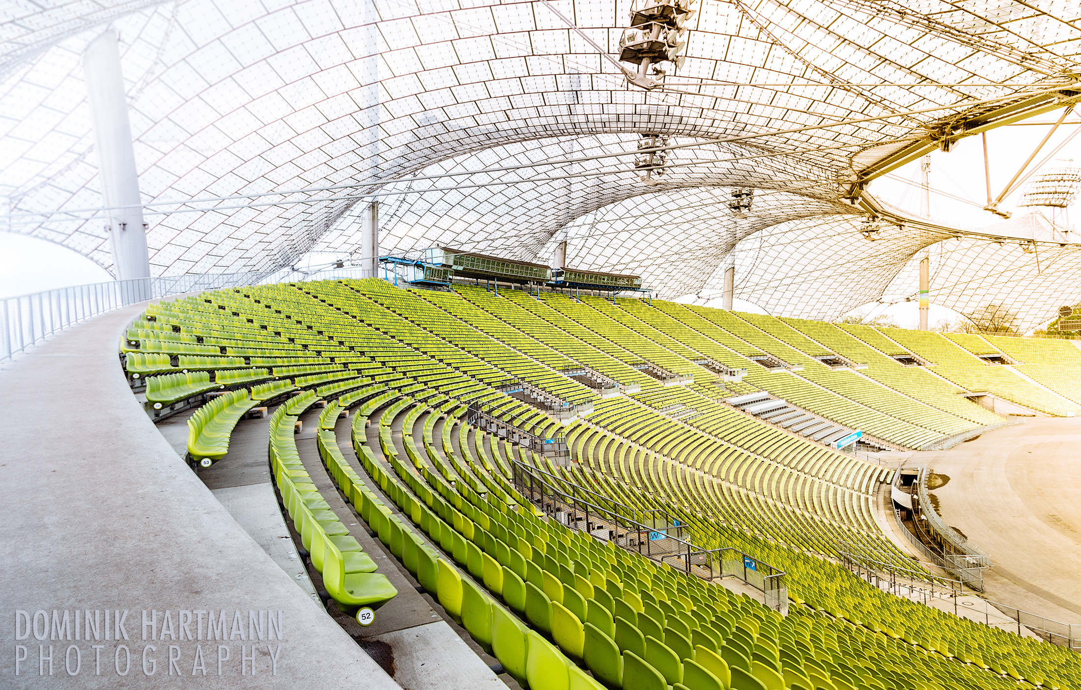 Olympiastadion München I