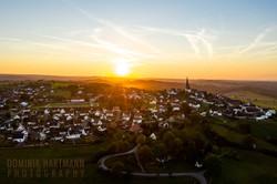 Kallenhardt Sonnenuntergang 08-18
