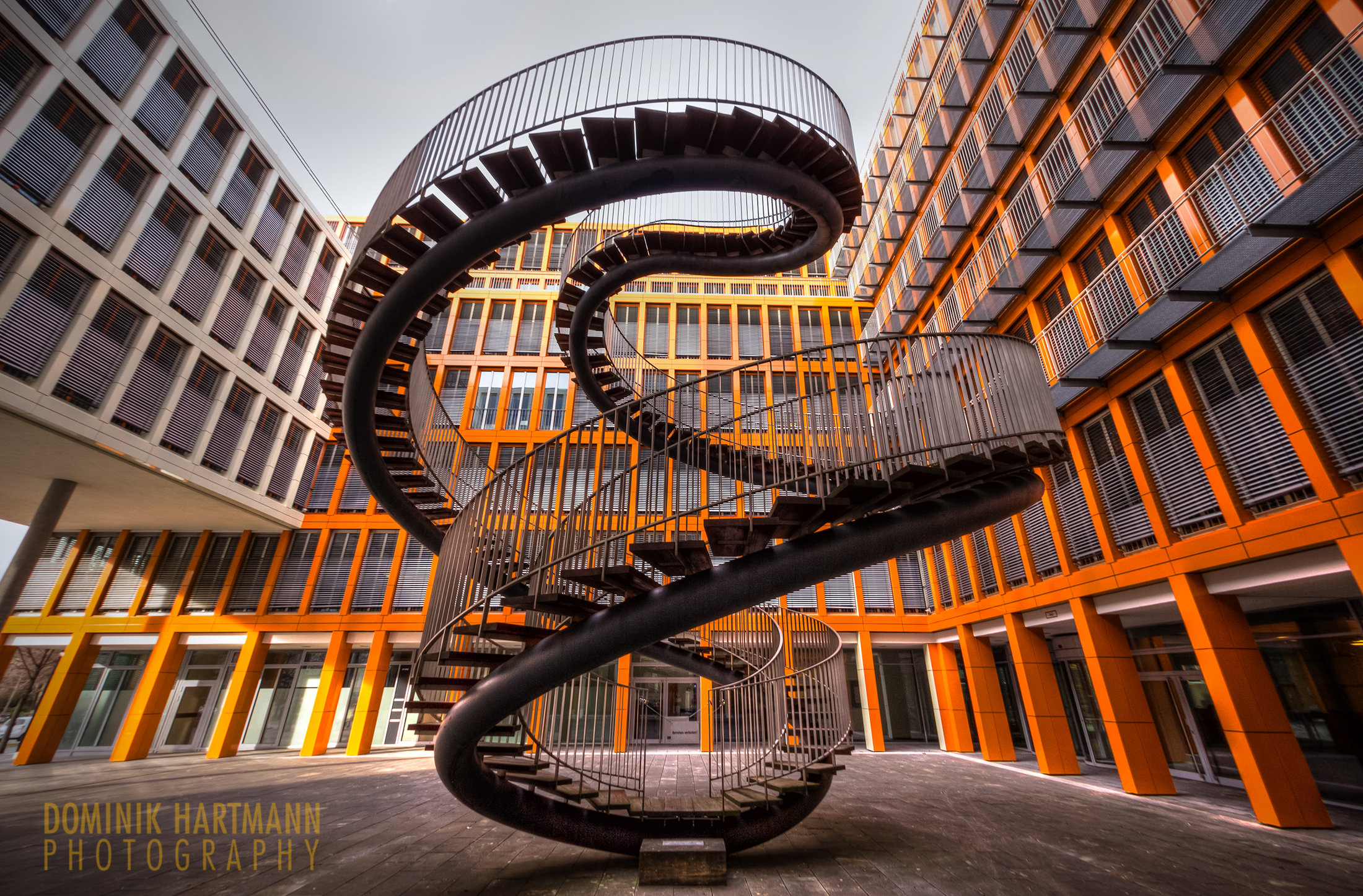 penrose stairs Dominik Hartmann Photography