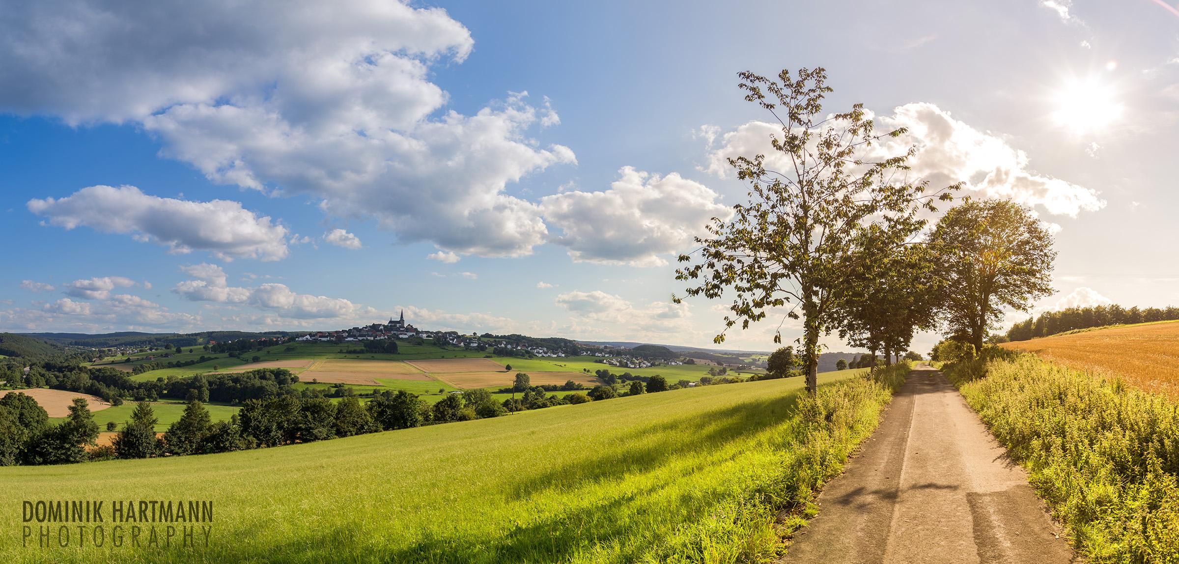 Kallenhardt Panorama
