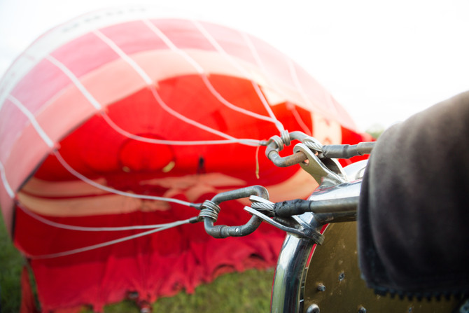 Ballonfahrt über den Tegernsee