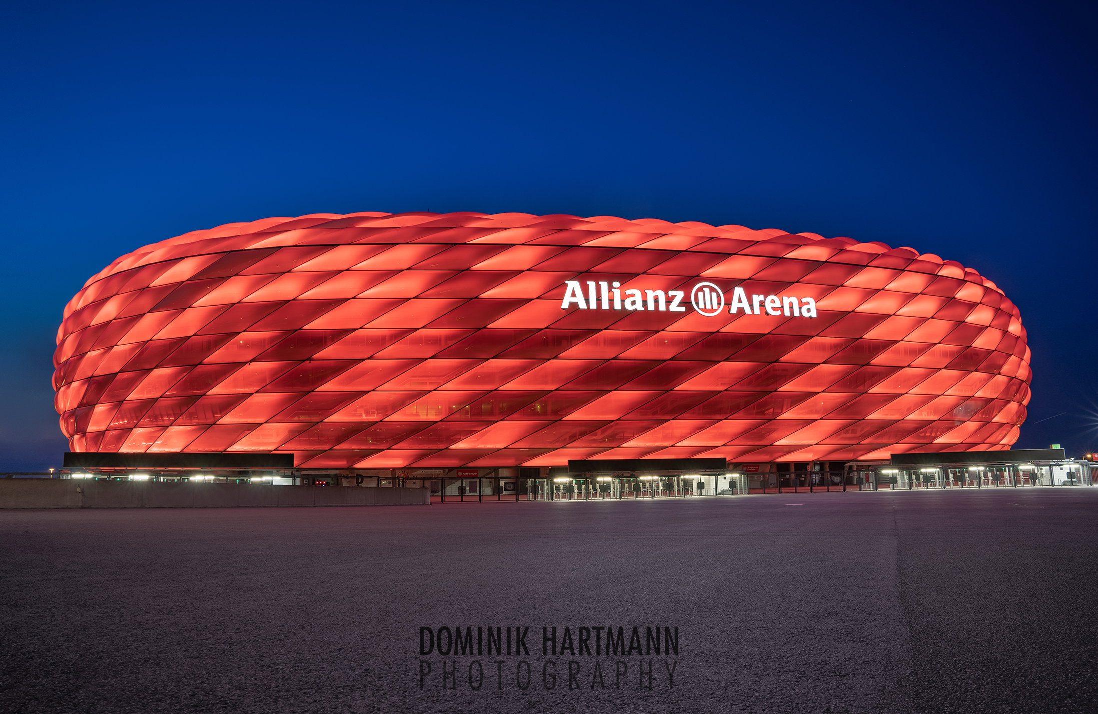 Allianz Arena ll Dominik Hartmann