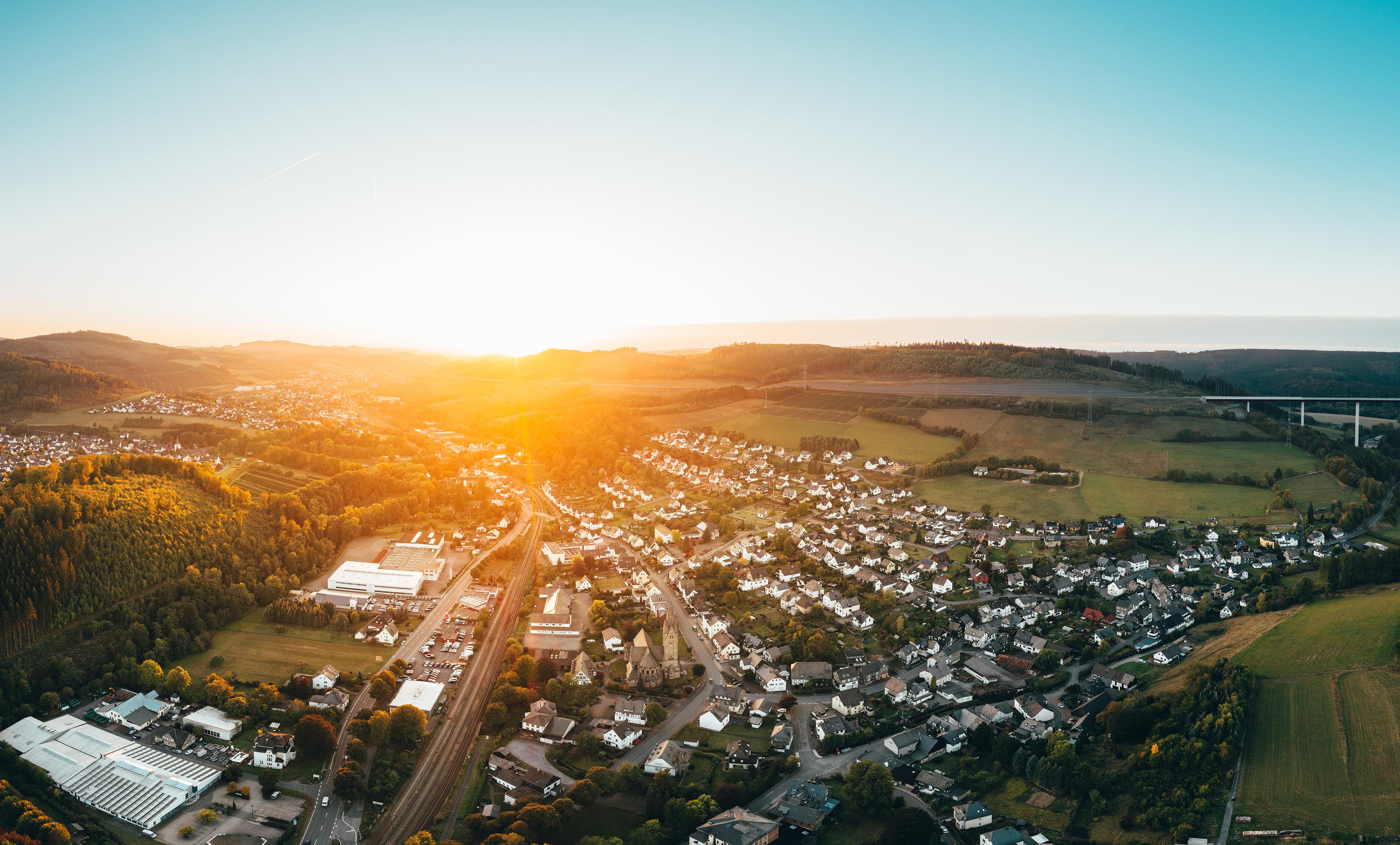 Dominik Hartmann Nuttlar Sonnenuntergang 2019