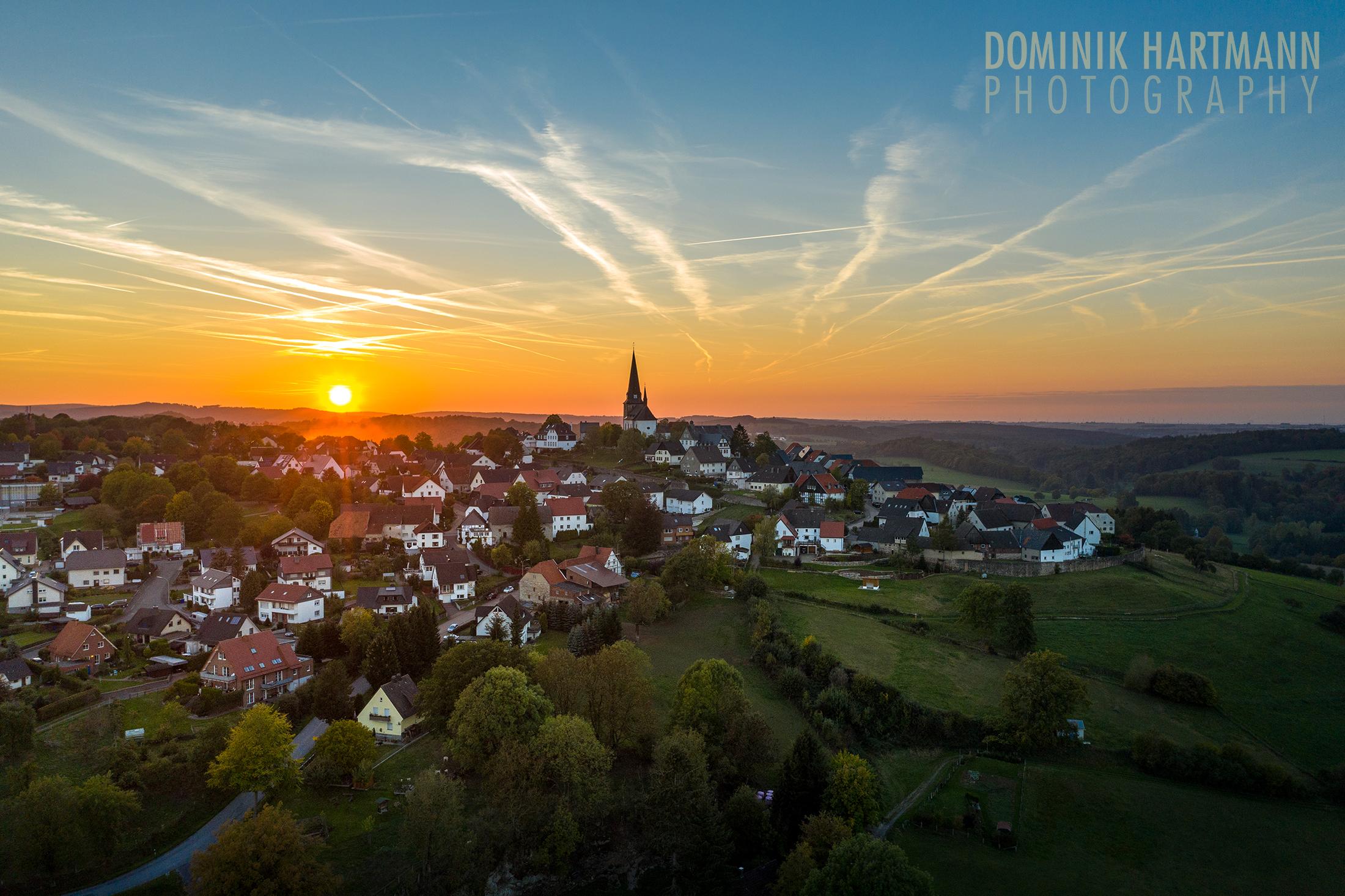 Dominik Hartmann Sauerland Kallenhardt sunset