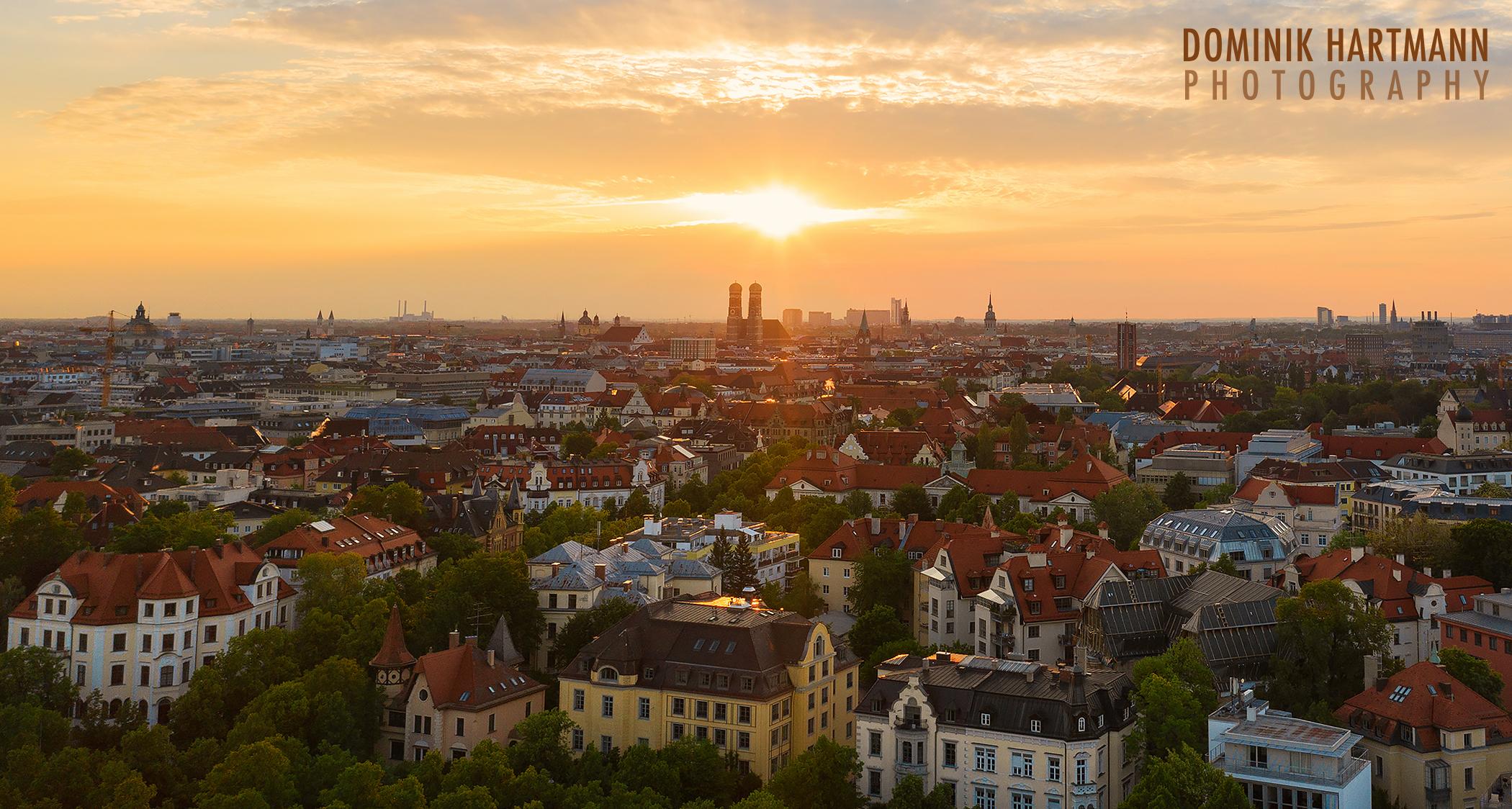 Munich Sunrise
